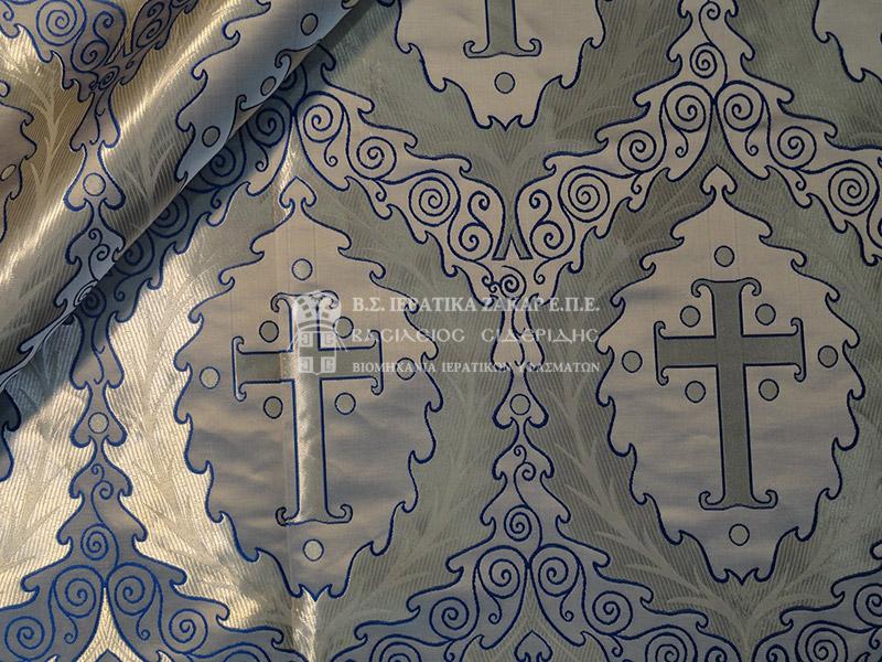 Ιερατικά Υφάσματα - Μεταλλικά 14841A | Κωδ.01189