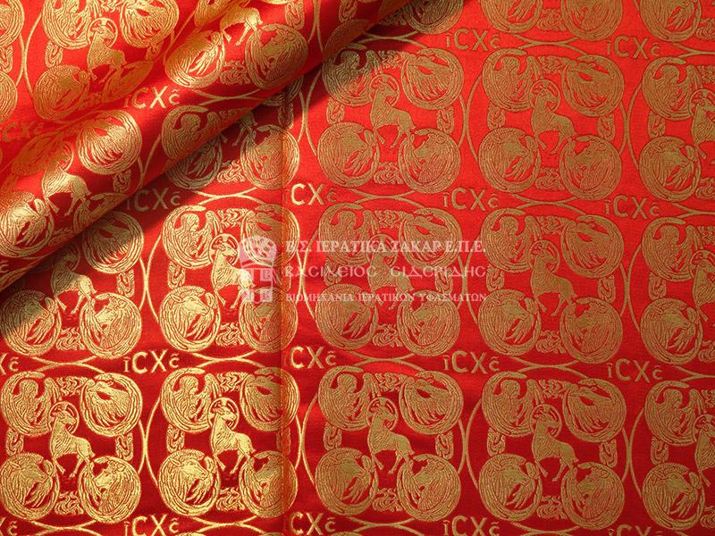 Ιερατικά Υφάσματα - Μεταλλικά 14889 | Κωδ.01394
