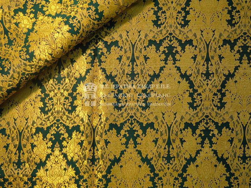 Ιερατικά Υφάσματα - Μεταλλικά 15536B1 | Κωδ.01485