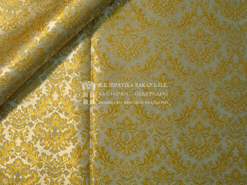 Ιερατικά Υφάσματα - Μεταλλικά 15752ST | Κωδ.01202