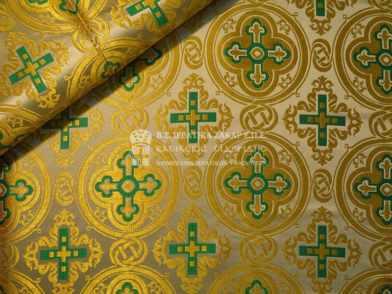 Ιερατικά Υφάσματα - Μεταλλικά 15789ST | Κωδ.02562