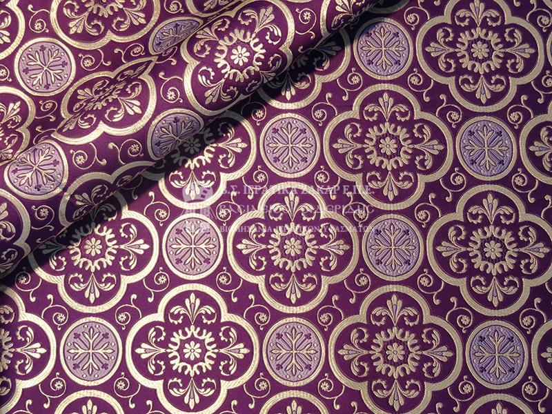 Ιερατικά Υφάσματα - Μεταλλικά 16785 | Κωδ.00774