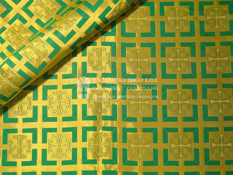 Ιερατικά Υφάσματα - Μεταλλικά 17317B | Κωδ.08735