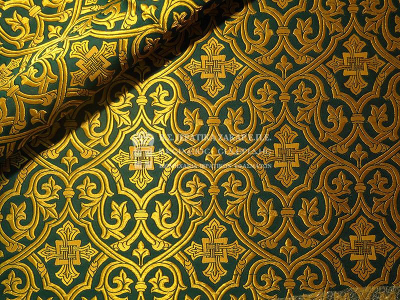 Ιερατικά Υφάσματα - Μεταλλικά 17564 B4 | Κωδ.11384