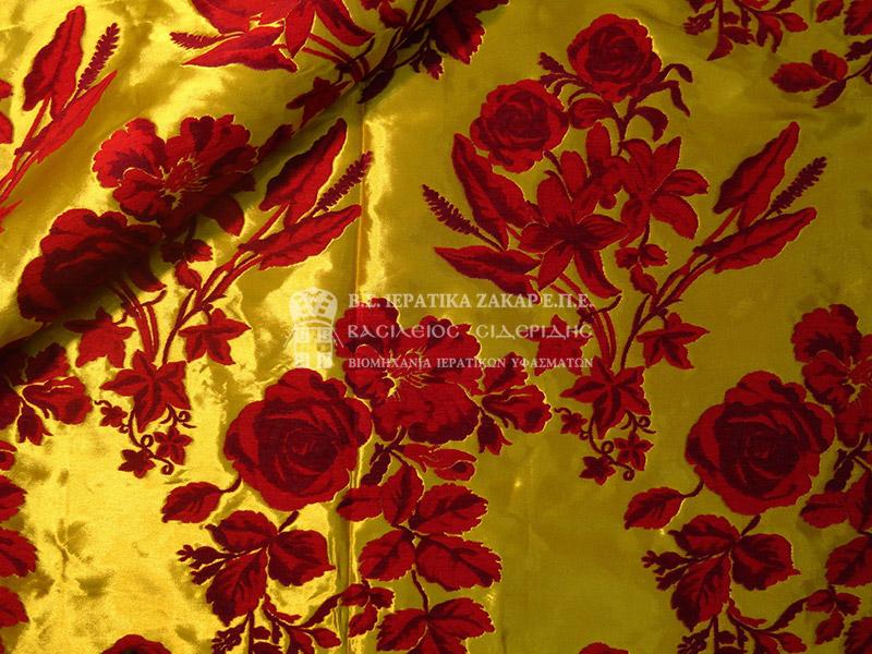 Ιερατικά Υφάσματα - Μεταλλικά 18395A | Κωδ.01529