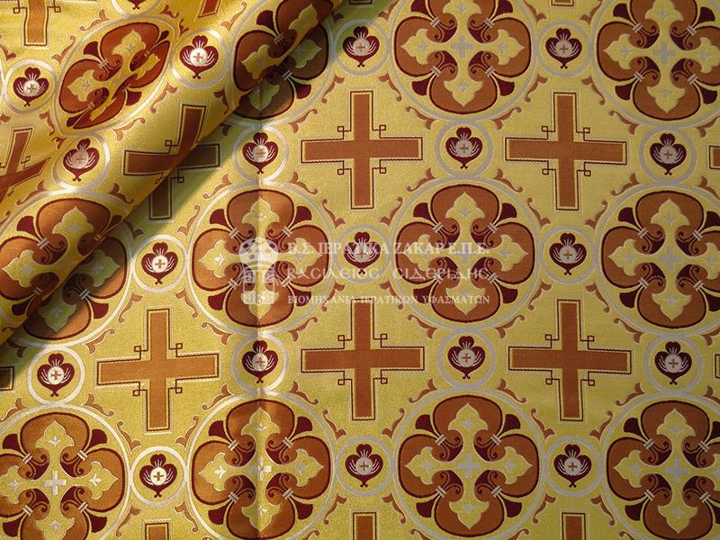 Ιερατικά Υφάσματα - Μεταλλικά 18543 | Κωδ.01223