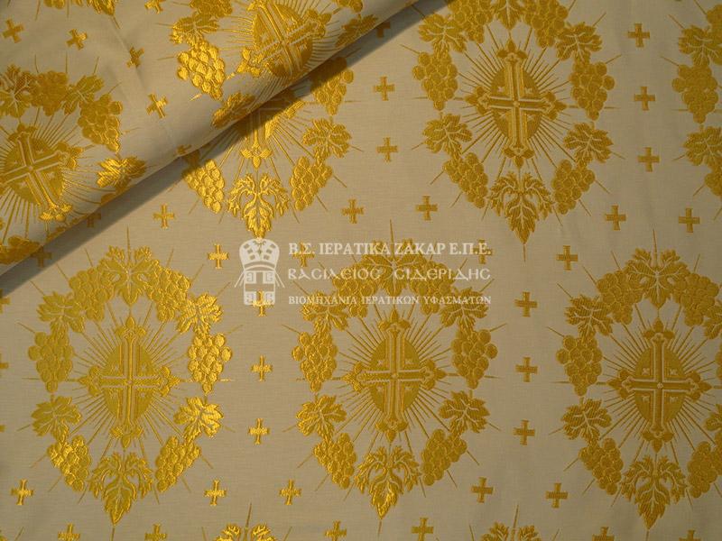 Ιερατικά Υφάσματα - Μεταλλικά 18934ST | Κωδ.03317