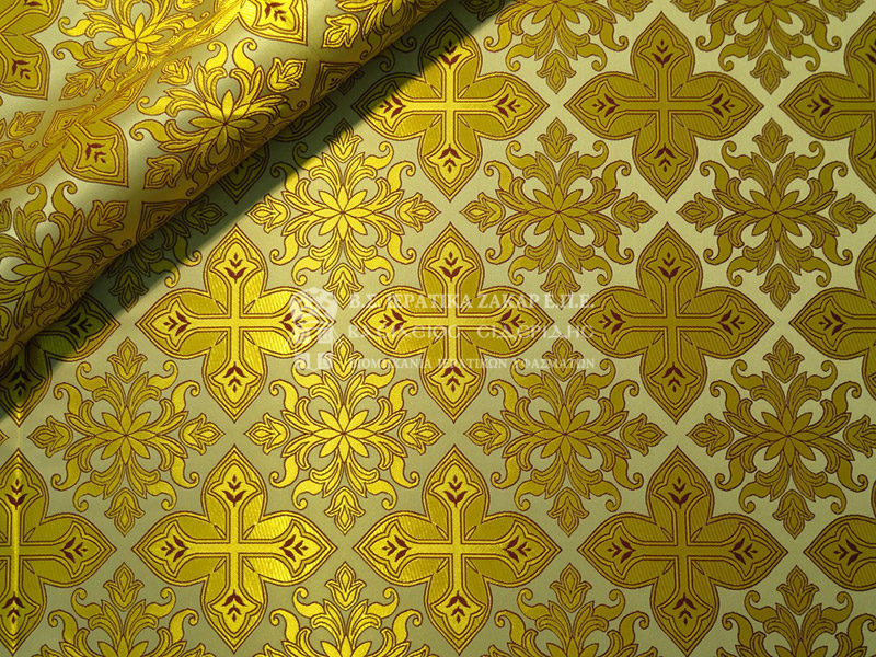 Ιερατικά Υφάσματα - Μεταλλικά SID 109 | Κωδ.11798