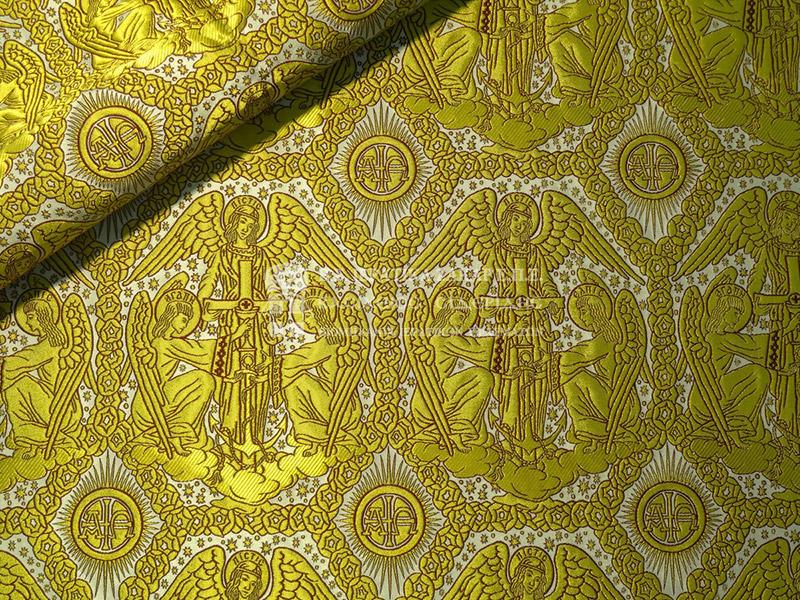Ιερατικά Υφάσματα - Μεταλλικά SID 115 | Κωδ.12063