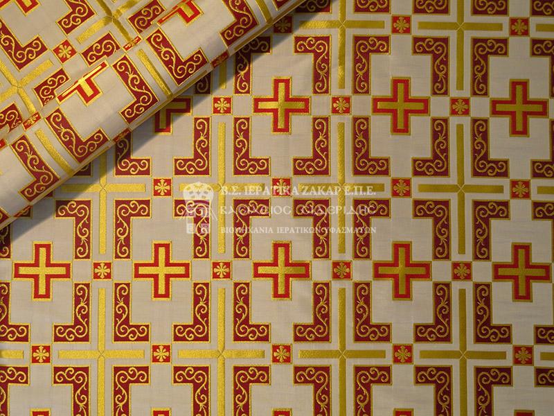 Ιερατικά Υφάσματα - Μεταλλικά SID 12 | Κωδ.06491