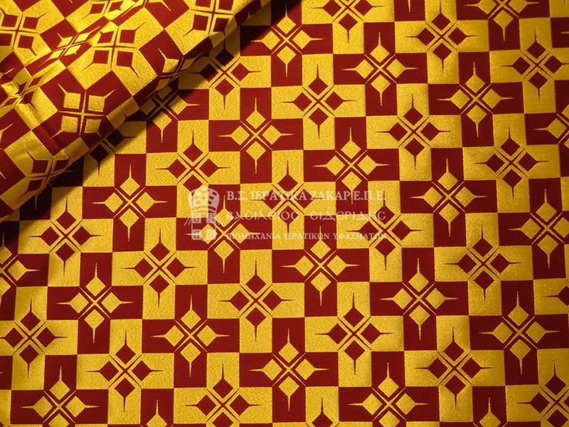 Ιερατικά Υφάσματα - Μεταλλικά SID 139 | Κωδ.13356