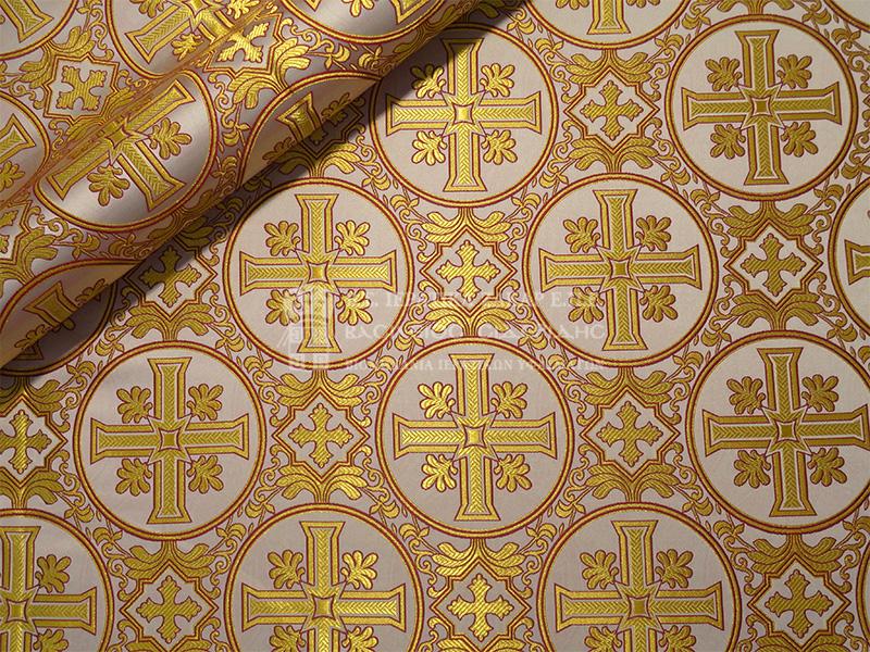 Ιερατικά Υφάσματα - Μεταλλικά SID 176 | Κωδ.14193