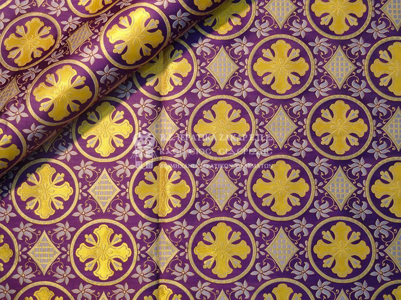 Ιερατικά Υφάσματα - Μεταλλικά SID 25B | Κωδ.01231