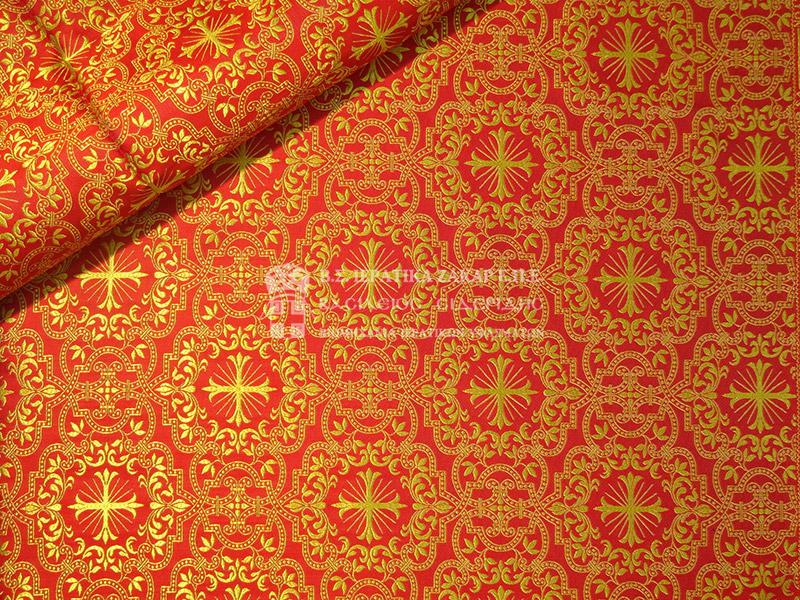 Ιερατικά Υφάσματα - Μεταλλικά SID39 | Κωδ.03441