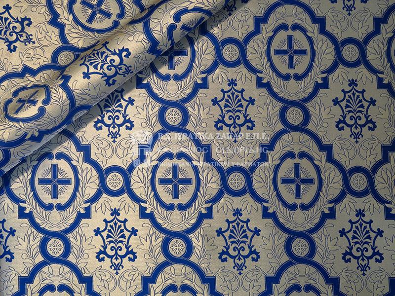 Ιερατικά Υφάσματα - Μεταλλικά SID52 B1 | Κωδ.07632
