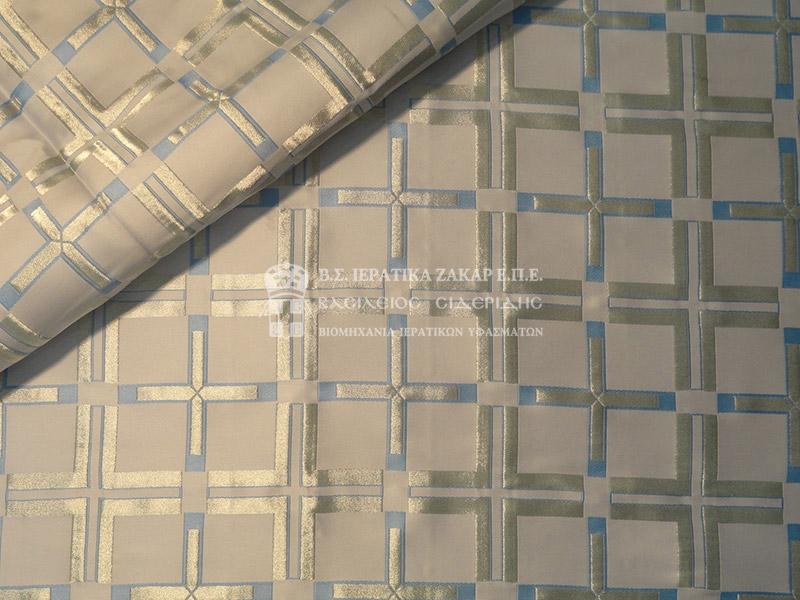 Ιερατικά Υφάσματα - Μεταλλικά SID 62A | Κωδ.08788
