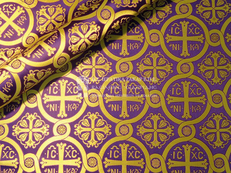 Ιερατικά Υφάσματα - Μεταλλικά SID 76 | Κωδ.11074
