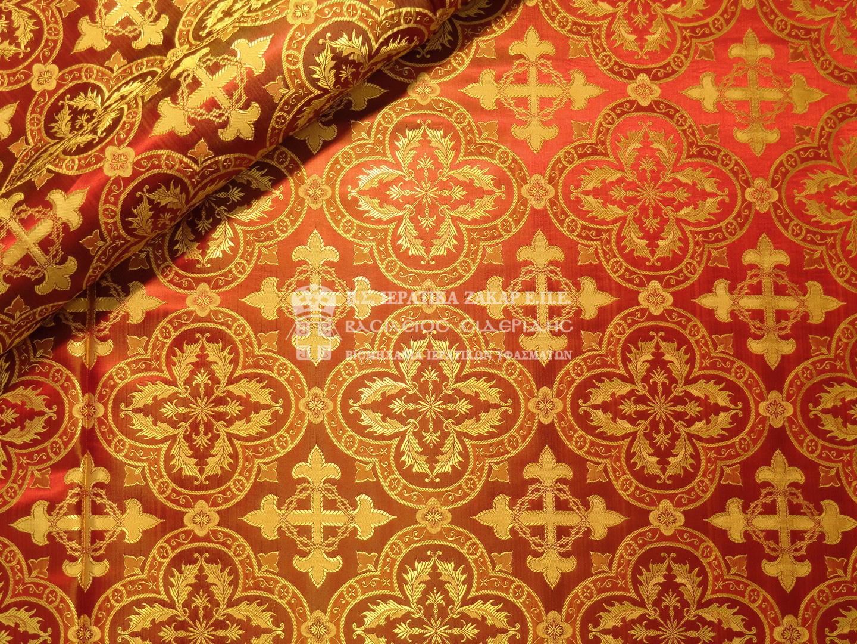 Ιερατικά Υφάσματα - Ραιγιόν SID 010585 | Κωδ.14729_R