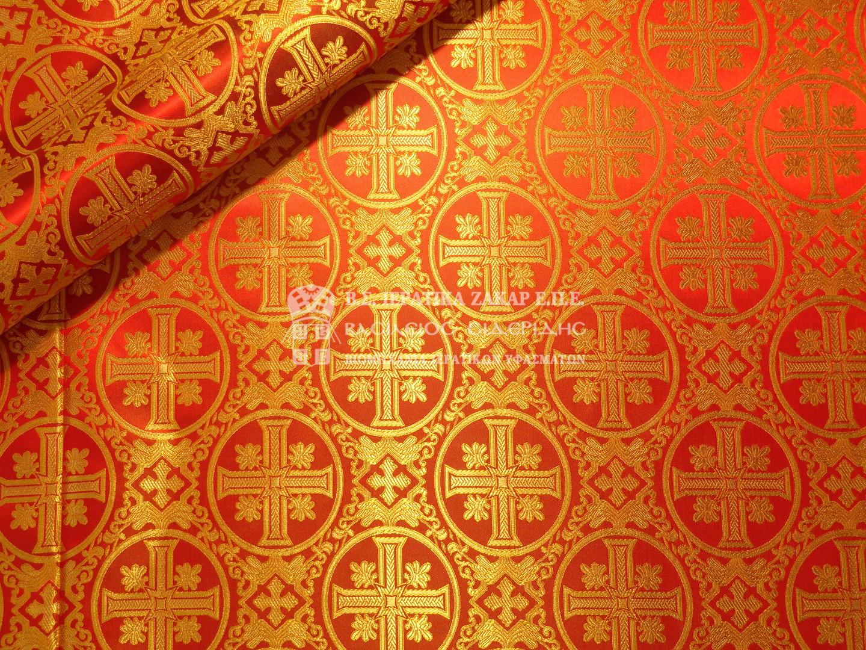 Ιερατικά Υφάσματα - Ραιγιόν SID 17 | Κωδ.14902_R