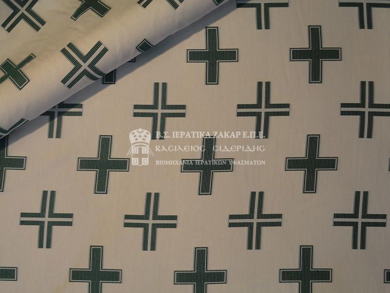 Ιερατικά Υφάσματα - Υφαντά - Μεταξωτά 15125 | Κωδ.06702
