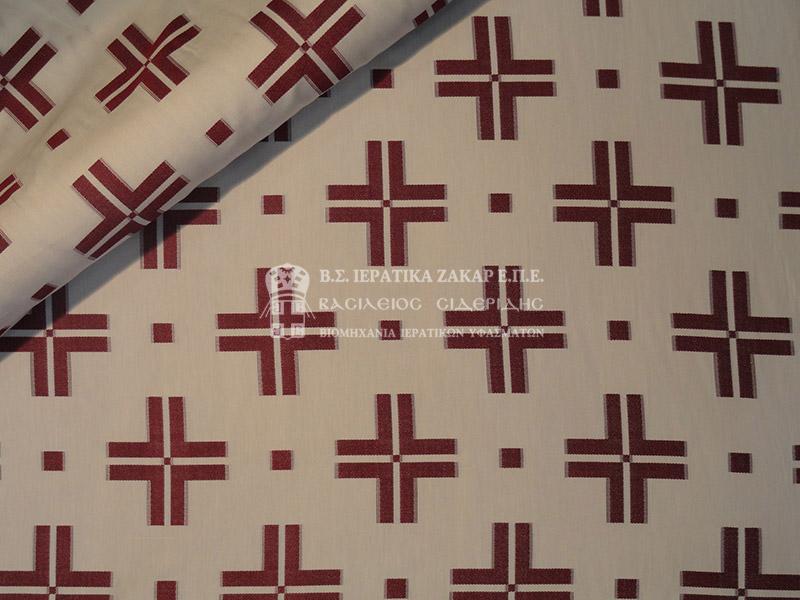 Ιερατικά Υφάσματα - Υφαντά - Μεταξωτά 15664 | Κωδ.06673