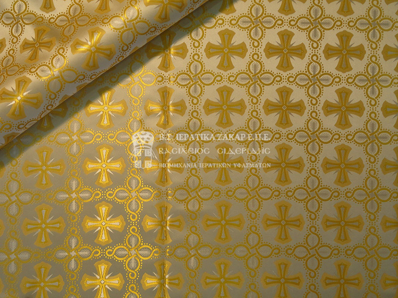 Ιερατικά Υφάσματα - Υφαντά - Μεταξωτά 15870 | Κωδ.01734