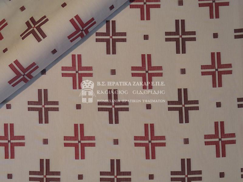 Ιερατικά Υφάσματα - Υφαντά - Μεταξωτά 17092 | Κωδ.03781