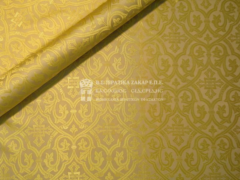 Ιερατικά Υφάσματα - Υφαντά - Μεταξωτά 17560F | Κωδ.09187