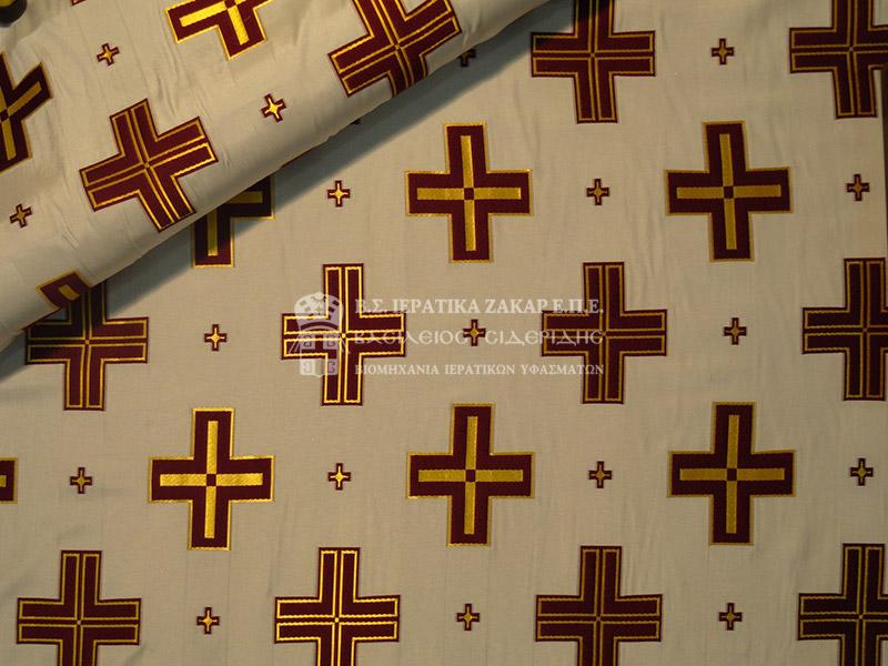 Ιερατικά Υφάσματα - Υφαντά - Μεταξωτά 17957 | Κωδ.02402