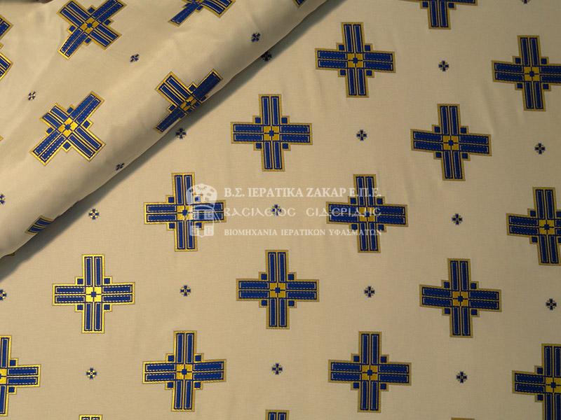 Ιερατικά Υφάσματα - Υφαντά - Μεταξωτά AGIO 7 SYNEXES | Κωδ.08695