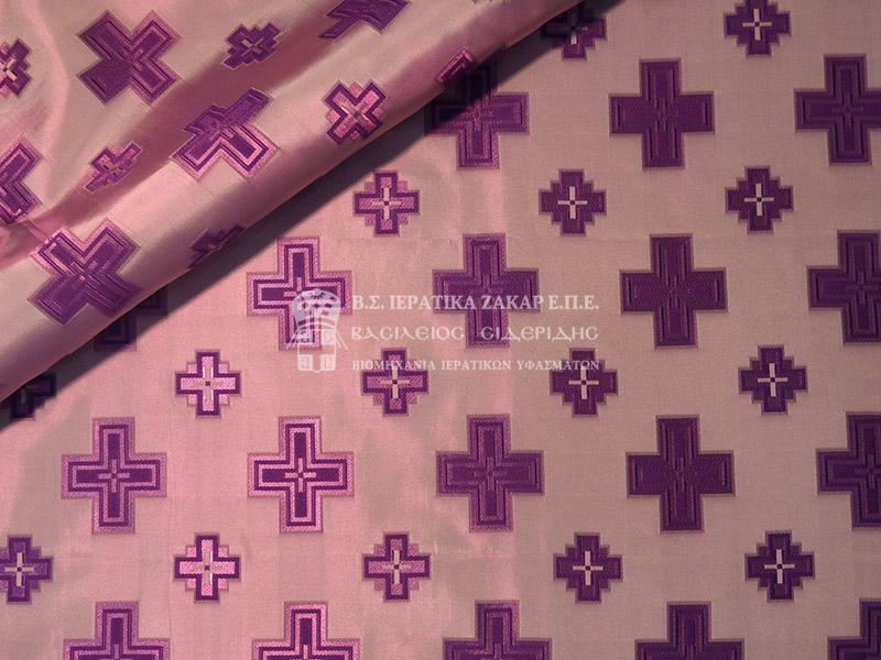 Ιερατικά Υφάσματα - Υφαντά - Μεταξωτά AGIO 8 | Κωδ.08710