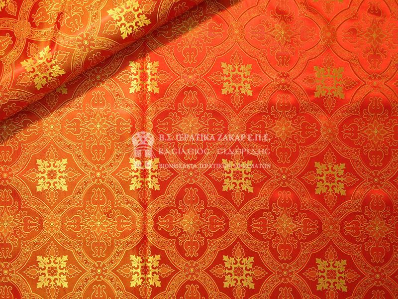 Ιερατικά Υφάσματα - Υφαντά - Μεταξωτά SID 010579 | Κωδ.02093