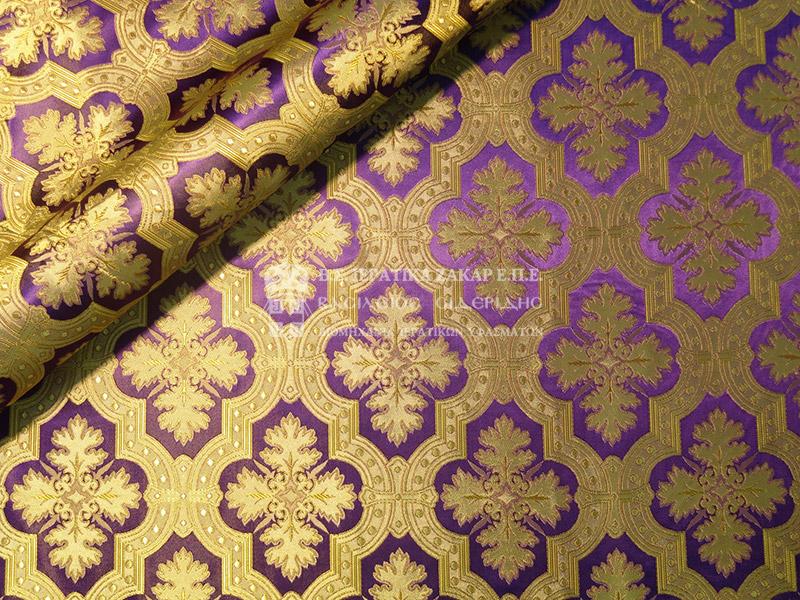 Ιερατικά Υφάσματα - Υφαντά - Μεταξωτά SID 020080 | Κωδ.00761
