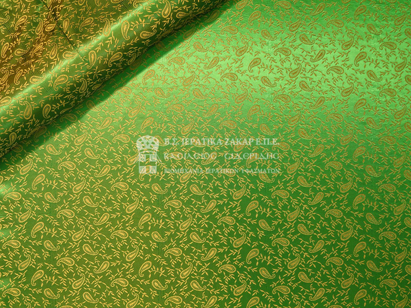 Ιερατικά Υφάσματα - Υφαντά - Μεταξωτά SID 021272 | Κωδ.03362