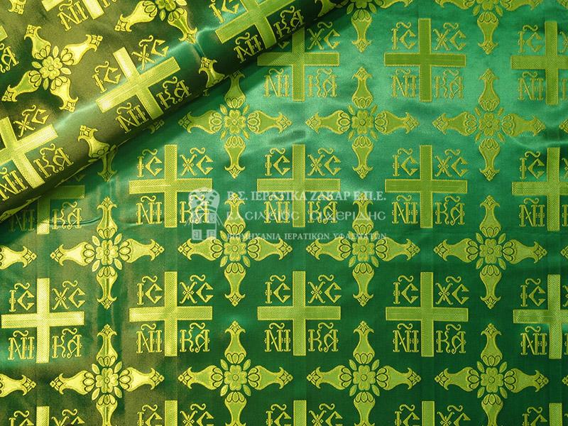 Ιερατικά Υφάσματα - Υφαντά - Μεταξωτά SID 030418 | Κωδ.02076