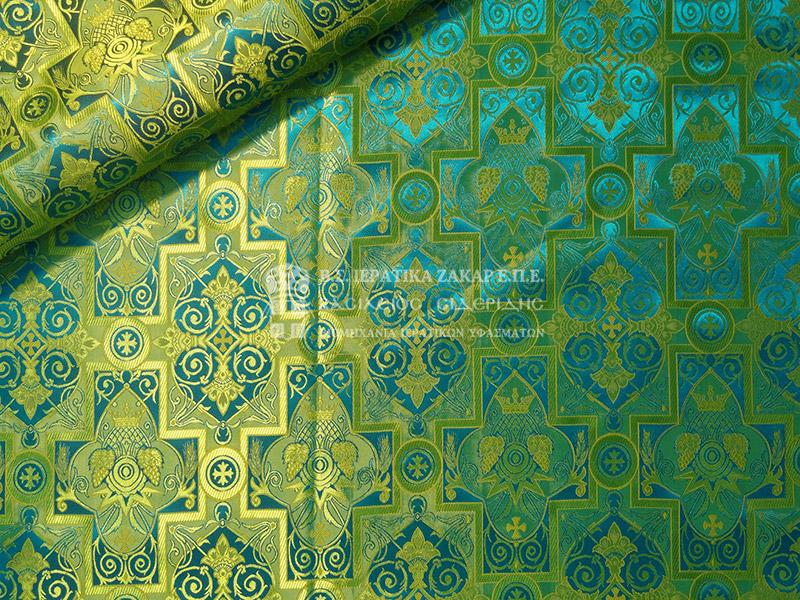 Ιερατικά Υφάσματα - Υφαντά - Μεταξωτά SID 031414 | Κωδ.02238
