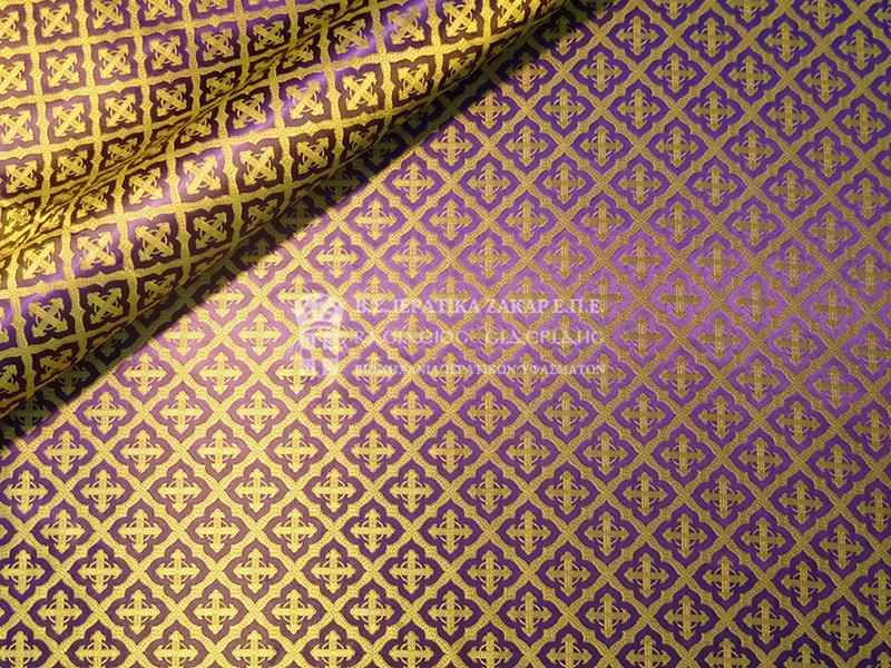 Ιερατικά Υφάσματα - Υφαντά - Μεταξωτά SID 050150 | Κωδ.00763