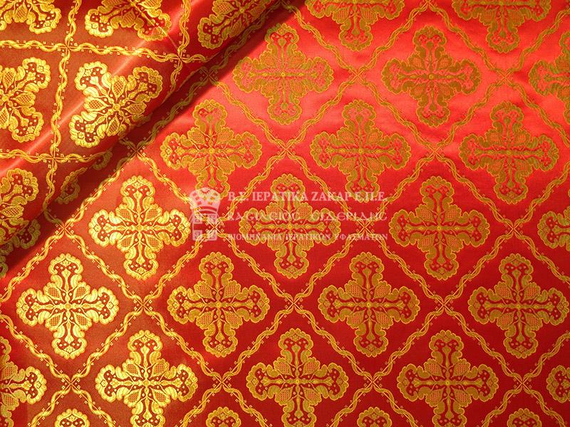 Ιερατικά Υφάσματα - Υφαντά - Μεταξωτά SID 14999 | Κωδ.02738