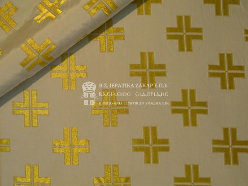 Ιερατικά Υφάσματα - Υφαντά - Μεταξωτά SID 15614 | Κωδ.03800