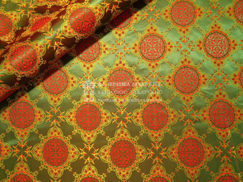 Ιερατικά Υφάσματα - Υφαντά - Μεταξωτά SID 168 | Κωδ.14054