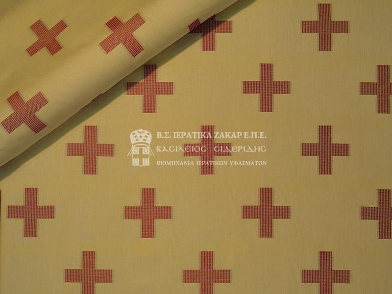 Ιερατικά Υφάσματα - Υφαντά - Μεταξωτά SID 17155 | Κωδ.03786