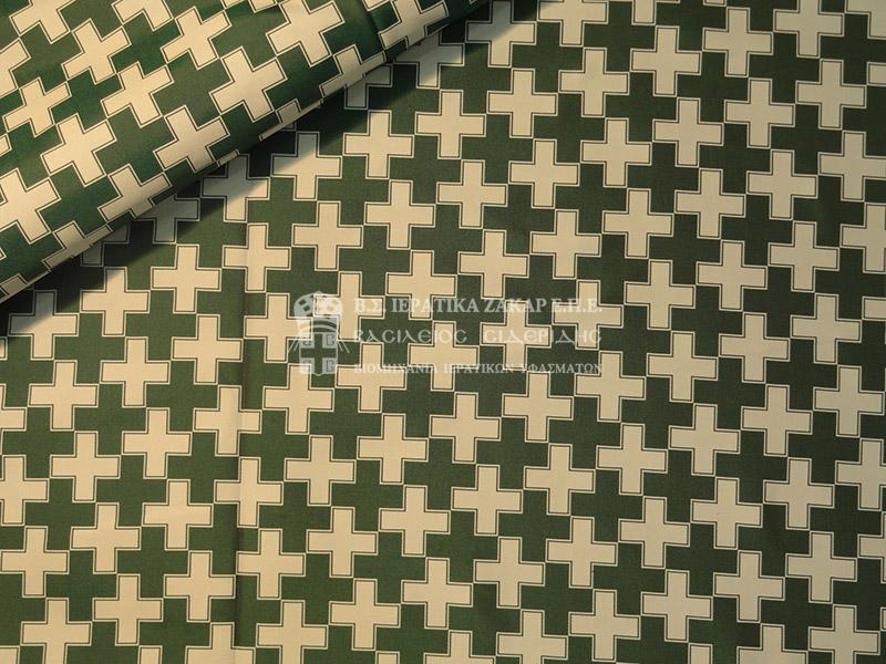 Ιερατικά Υφάσματα - Υφαντά - Μεταξωτά SID 27 | Κωδ.02290