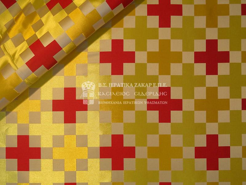 Ιερατικά Υφάσματα - Υφαντά - Μεταξωτά SID 38 | Κωδ.04651