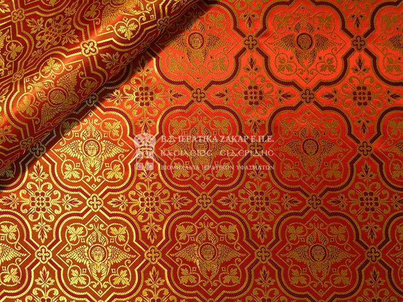 Ιερατικά Υφάσματα - Υφαντά - Μεταξωτά SID 48 | Κωδ.06016