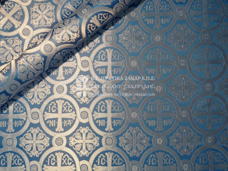 Ιερατικά Υφάσματα - Υφαντά - Μεταξωτά SID 76 | Κωδ.09584