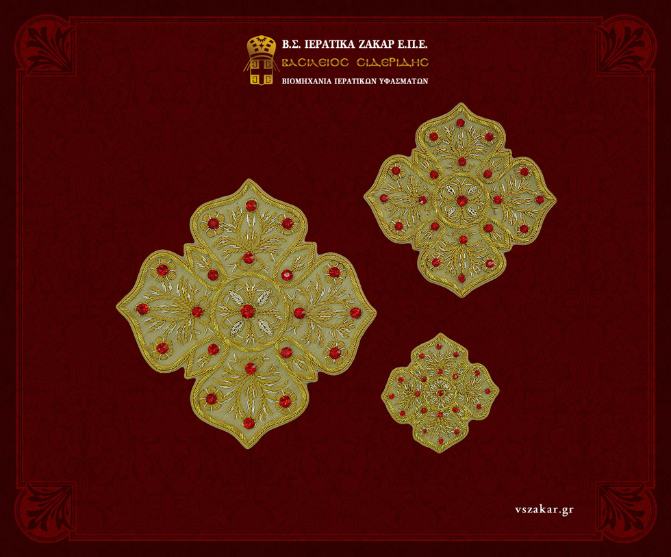 Ιερατικά Υλικά - Σταυροί G2 | Κωδ.12193