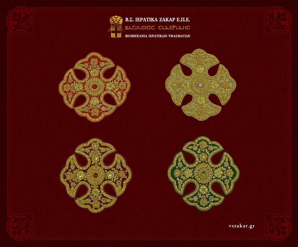 Ιερατικά Υλικά - Σταυροί G4 | Κωδ.12197