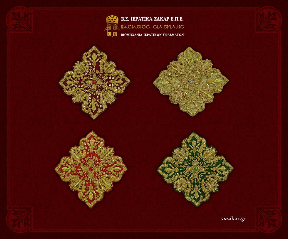 Ιερατικά Υλικά - Σταυροί G12 | Κωδ.12214
